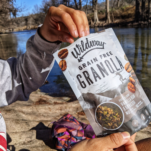Press Release: Wildway Debuts New Look with Grain-Free Granola Packaging Upgrade