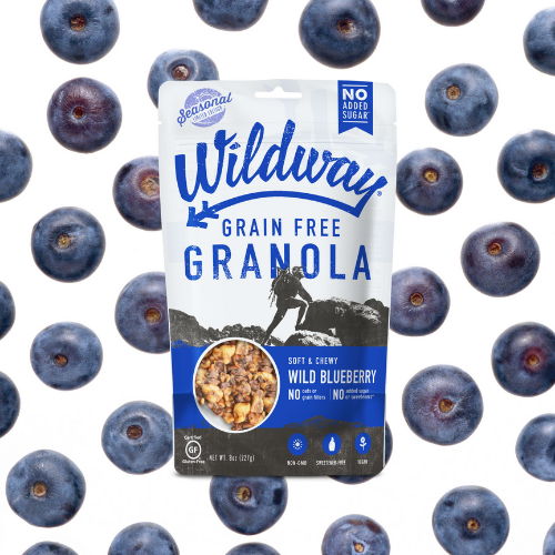 Press Release: Wildway Launches New Seasonal Grain-Free Granola With H-E-B