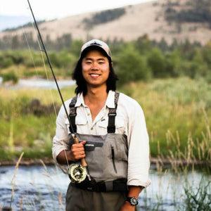 Wildway Crew Stories: Alex Lim (Fly-Fishing)