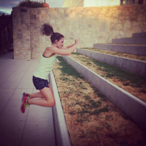 Our Wildway of Life: Urban Workouts