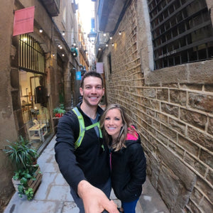Travel: Barcelona, Spain