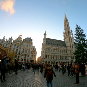 Travel: Brussels, Belgium