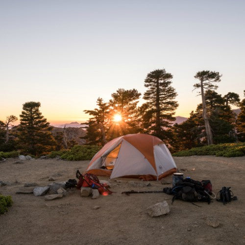 ten essentials for camping and hiking
