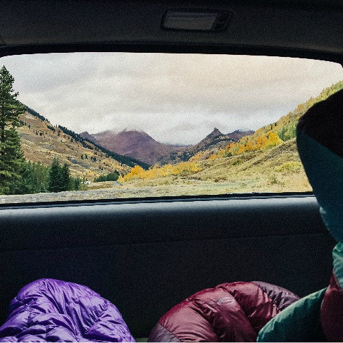 Experiencing Freedom - A Story of Car Camping