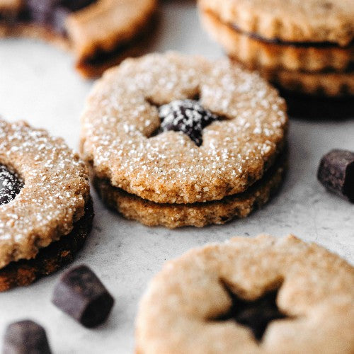 healthy and paleo holiday treat recipes