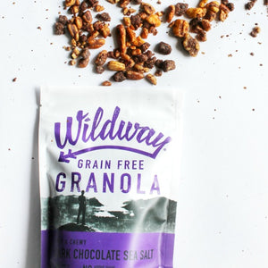 Dark Chocolate Sea Salt Granola to Benefit Special Olympics