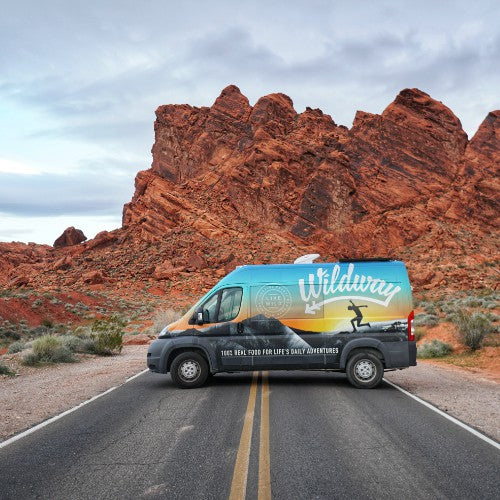Traveling Across the US in a Van