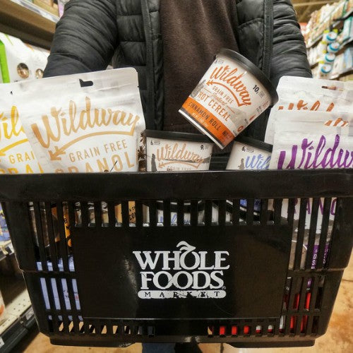 Press Release: Whole Foods to Offer Extended Line of Wildway Products