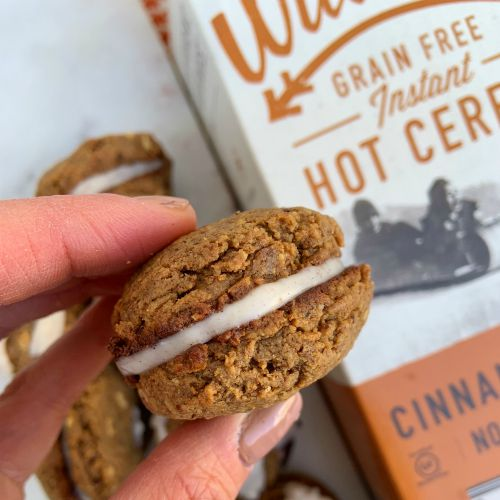 grain free cinnamon cookies