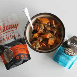 Wildway Recipe: Roasted Winter Vegetables