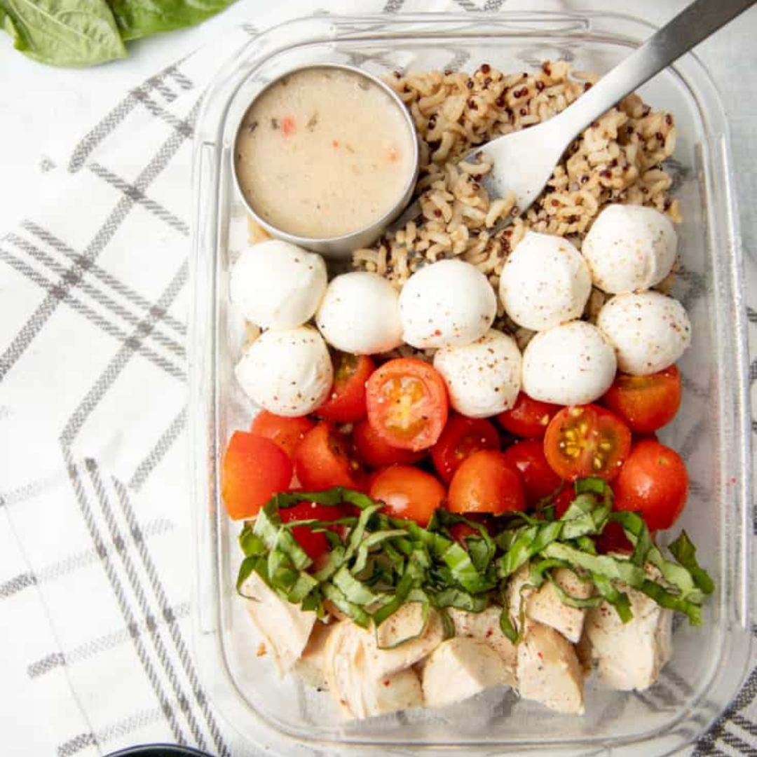 15 healthy lunch meal prep recipes