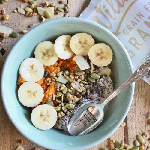 Healthy breakfast bowl recipes