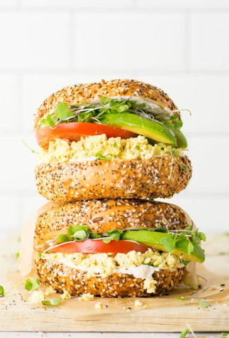 vegan breakfast sandwich recipe