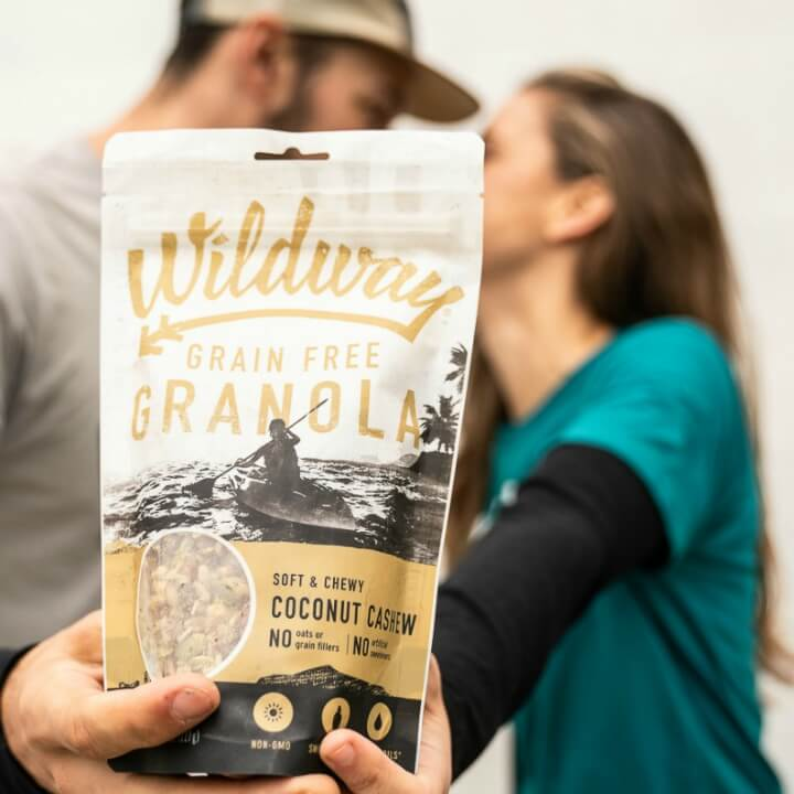 Wildway grain free granola owners