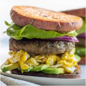 whole 30 breakfast sandwich