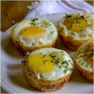 whole 30 breakfast muffins
