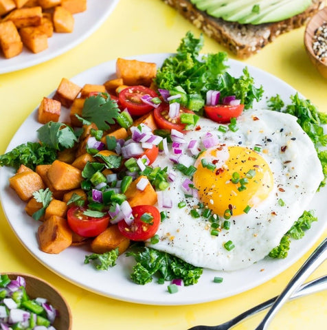 whole 30 breakfast salad recipe