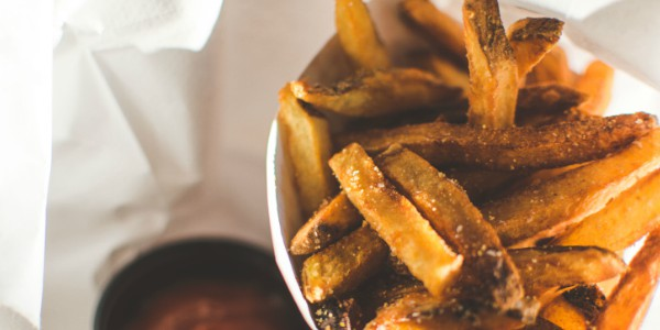 vegan paleo fries