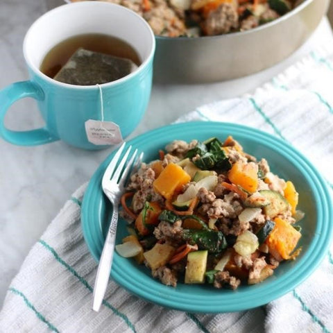 whole 30 breakfast turkey hash