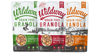 Grain-free Granola Limited Edition Holiday Variety Pack, 8oz