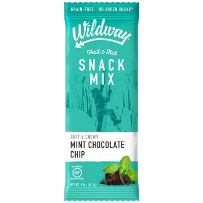 Fruit & Nut Snack Mix - Mint Chocolate Chip (6-pack)