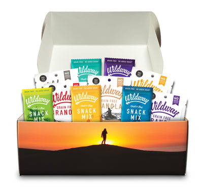 Build-A-Box Subscription: Snack Packs