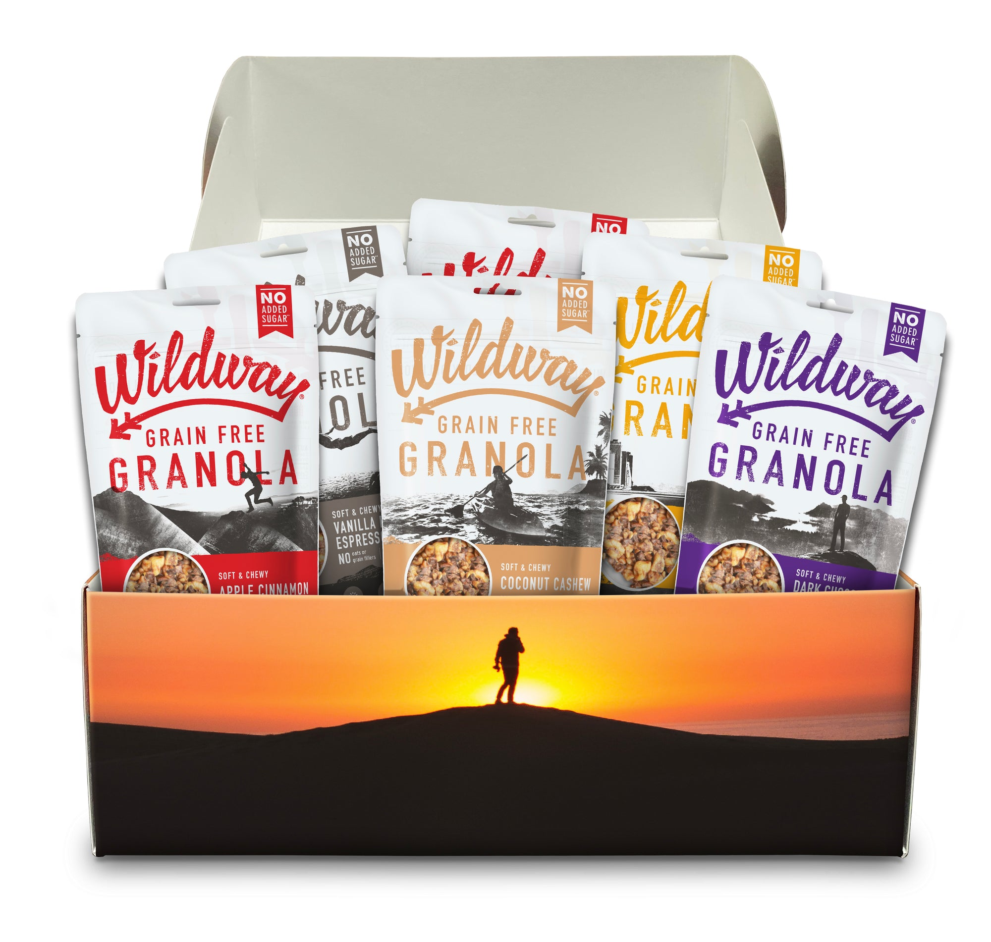 Build-a-Box Subscription: Grain-free Granola 6-Pack, 8oz