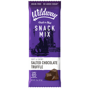 Fruit & Nut Snack Mix - Salted Chocolate Truffle (6-pack)