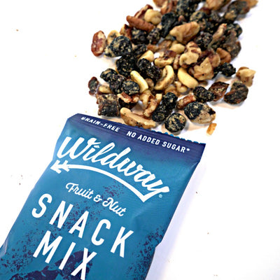 Fruit & Nut Snack Mix - Lemon Blueberry