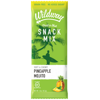 Fruit & Nut Snack Mix - Pineapple Mojito (6-pack)