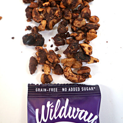 Fruit & Nut Snack Mix - Salted Chocolate Truffle