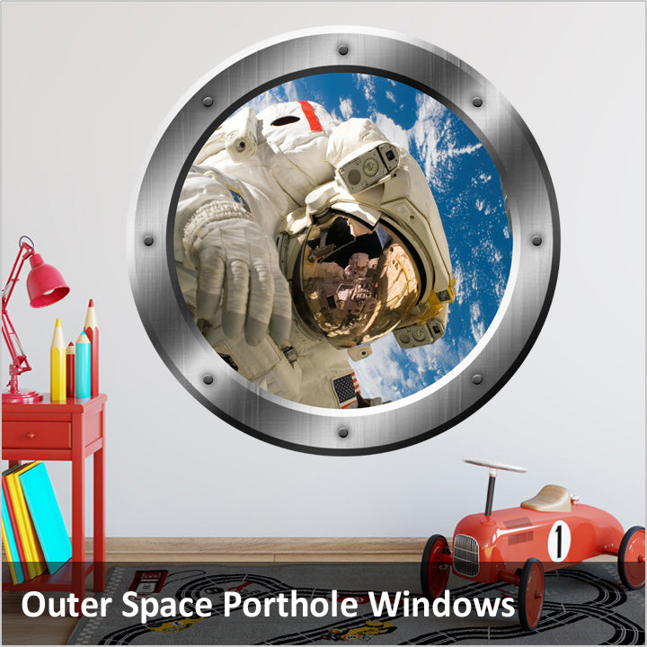 Outer Space Portholes