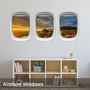 Aviation Wall Decals