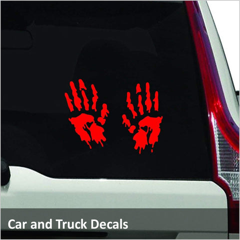 Funny Auto Decals | Car Window Decals