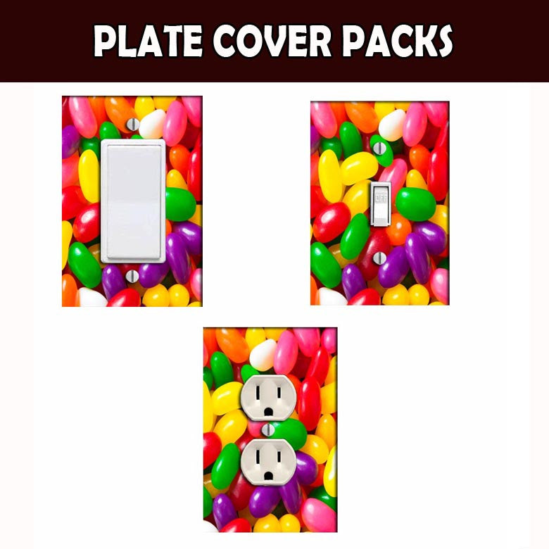 Wall Plate Cover Packs
