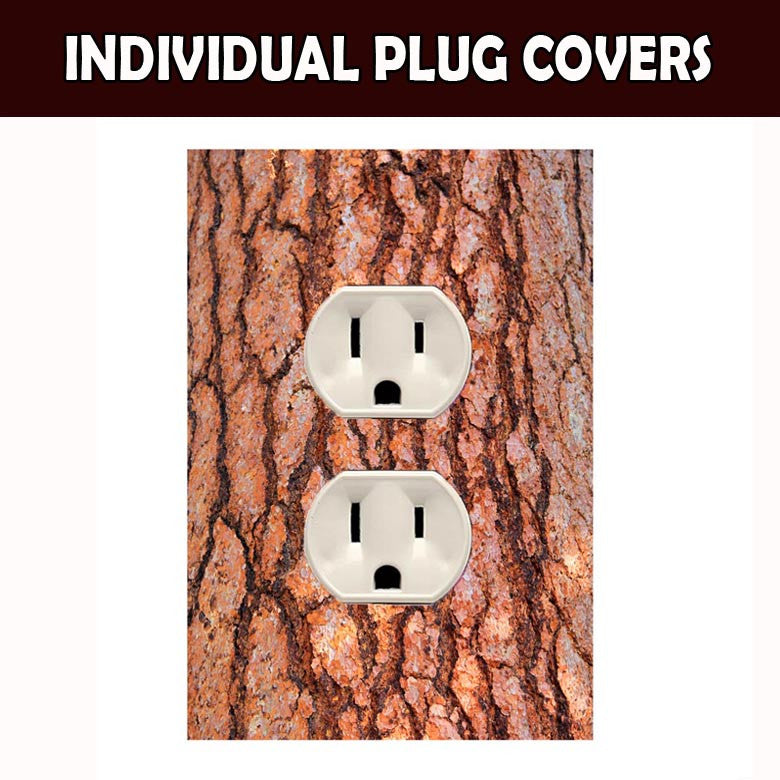Wall Plug Covers
