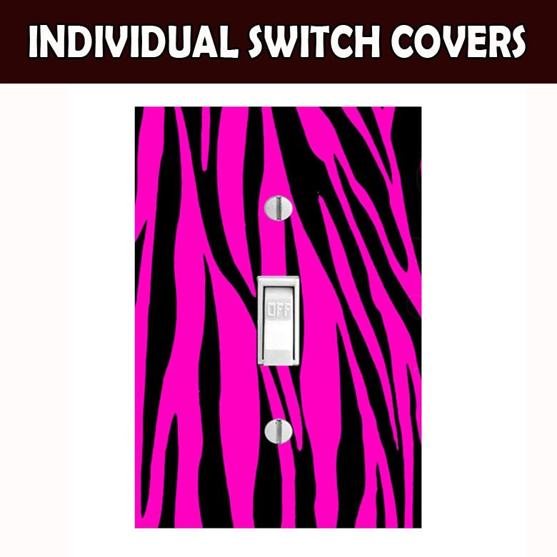 Individual Light Switch Covers