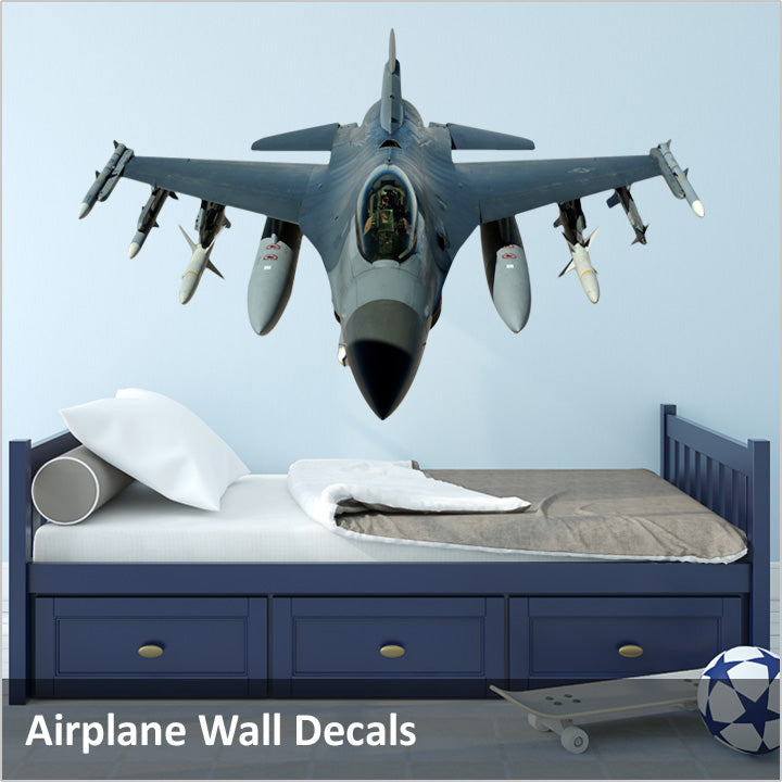 Airplane Wall Decals