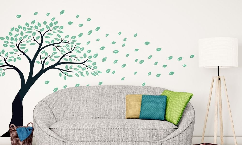 Tips for Removing and Reusing Wall Decals