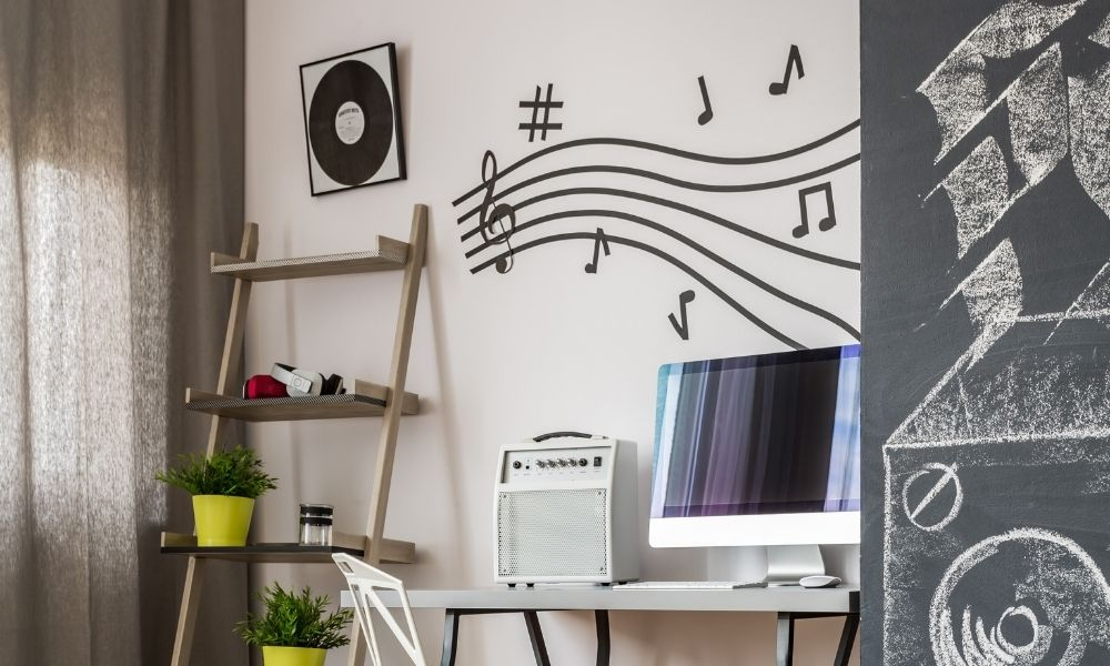 Reasons Your Wall Decal Won't Stick