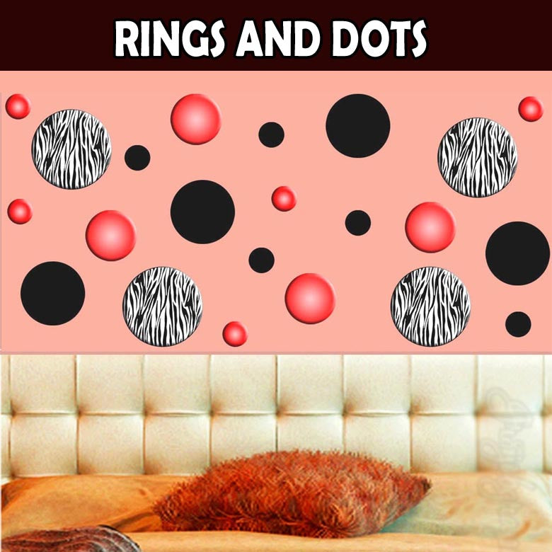 Rings and Dots