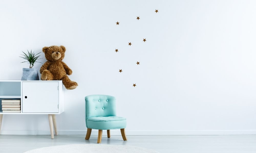 Easy Ways To Decorate a Kids' Room