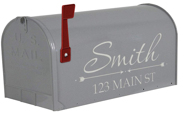 Mailbox Name and Address