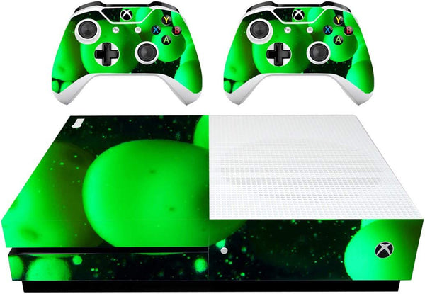 Xbox One S Console and Controller Skin Decal Xbox One Slim Wrap VWAQ-XSGC10 - VWAQ Vinyl Wall Art Quotes and Prints