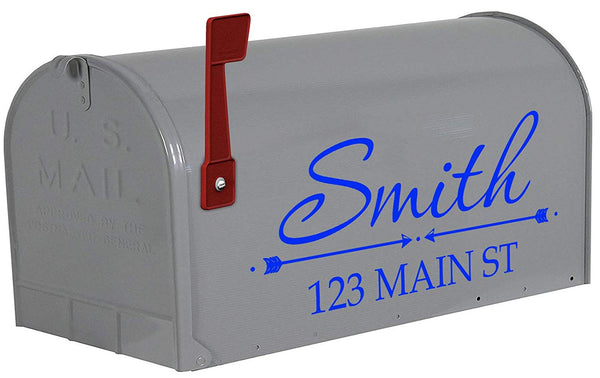 Personalized Mailbox Letters