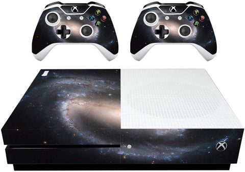 VWAQ Xbox One S Space Wrap Cover Xbox 1 Slim Galaxy Skin Decal - XSGC5 - VWAQ Vinyl Wall Art Quotes and Prints