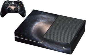 VWAQ Xbox One Outer Space Skins For Console And Controller Universe Skin For Xbox One - XGC5 - VWAQ Vinyl Wall Art Quotes and Prints