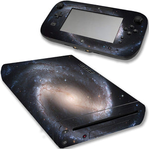 Wii U Galaxy Sticker Skin Nintendo Wii U Console Space Skin Decal VWAQ-WGC5 - VWAQ Vinyl Wall Art Quotes and Prints