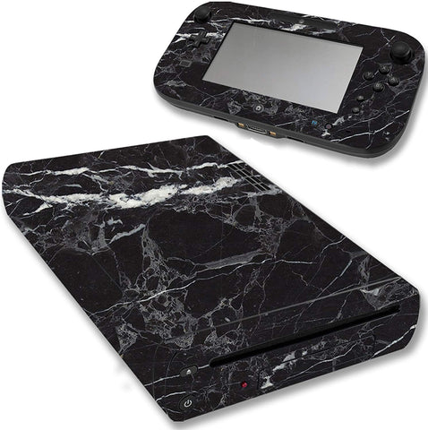 VWAQ Nintendo Wii U Console Skin | Skins for Video Games - WGC6 - VWAQ Vinyl Wall Art Quotes and Prints
