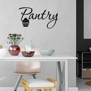 VWAQ Pantry Kitchen Home Decor Vinyl Wall Decal